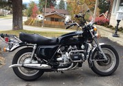 1976 Honda GL1000 Goldwing