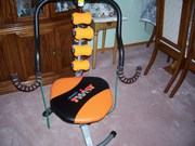 Exercise machine ABDOER TWIST