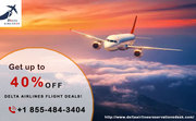 Delta cheap flights airlines tickets